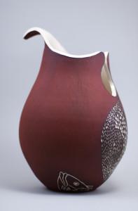 Brown Vase 1